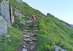 Trail Vordersee-Unneres Tälli