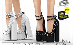 : CULT : Dotty Heels with HUD