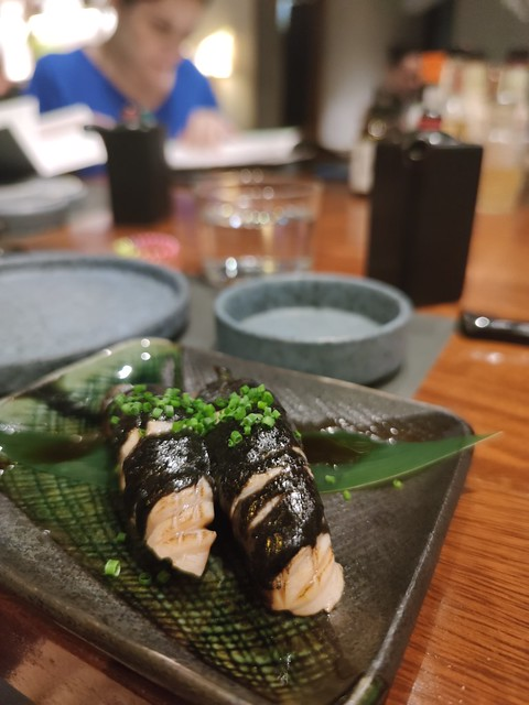 Kinjo - Sushi Restaurant and Bar: food