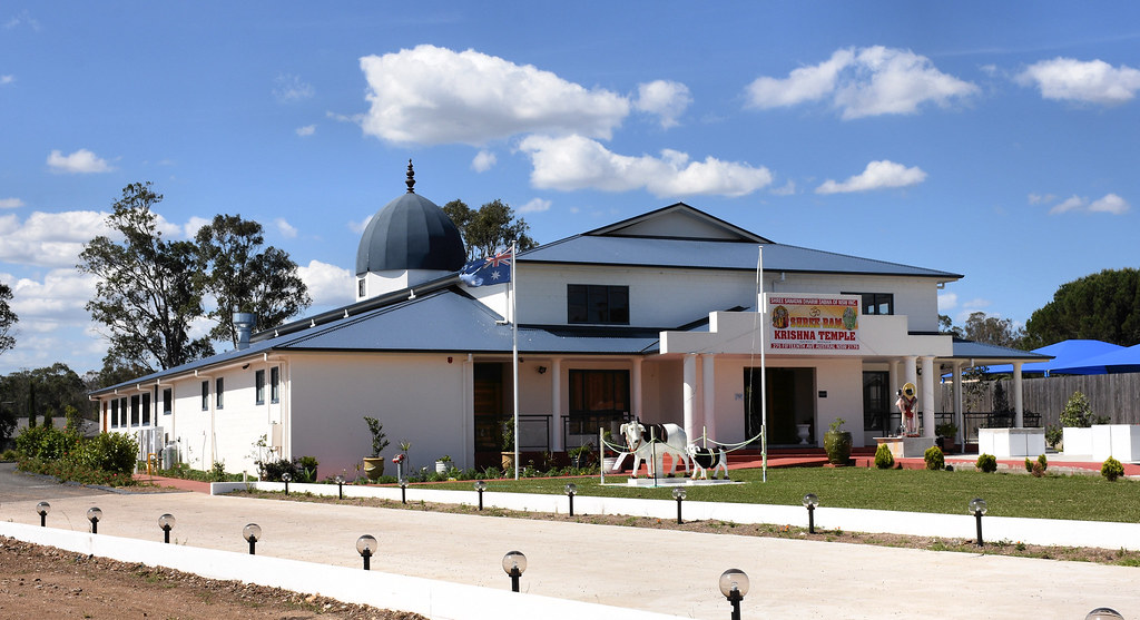 Shree Ram Krishna Temple, Austral, Sydney, NSW.