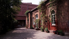 Old Architecture of National College of Arts, Pakistan
