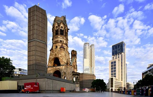 Berlin; Kaiser-Wilhelm-Gedächtniskirche