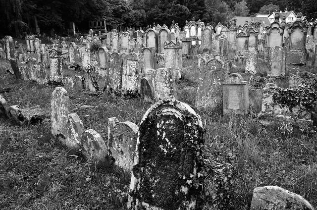 Cimetière israélite de Jungholtz  -  Jungholtz Jewish Cemetery