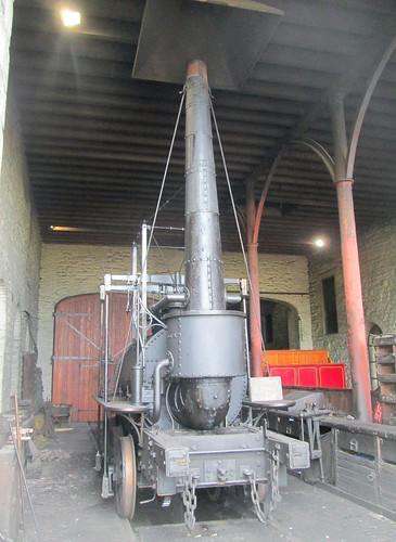 The Steam Elephant