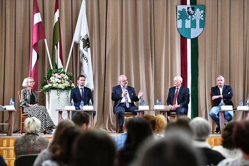 10.07.2020. Valsts prezidents Egils Levits Sēlijā uzsāk Latvijas kultūrvēsturisko zemju apmeklējumu pirms likuma iniciatīvas iesniegšanas Saeimā
