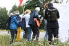 ICAN- und IPPNW-Aktionstage am Fliegerhorst Büchel, Juli 2020