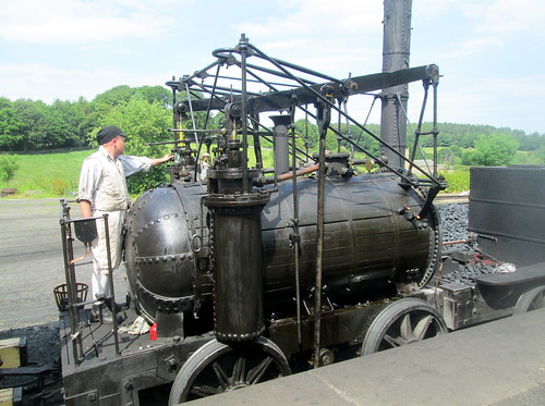Puffing Billy, Beamish