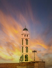 lovely mosque