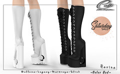 : CULT : Haviana Boots with HUD