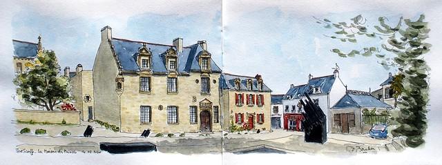 Pont-Scorff  -  La Maison des Princes  -  10 juillet 2020