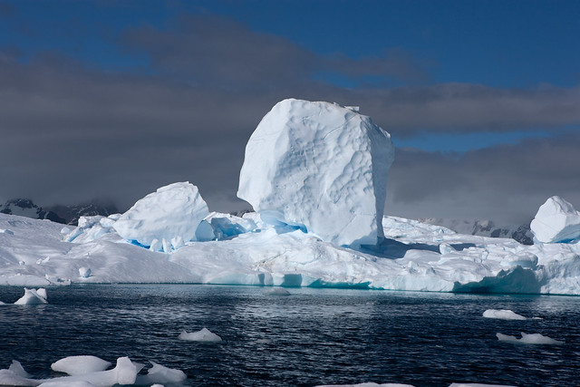 Paradise Harbour iceberg