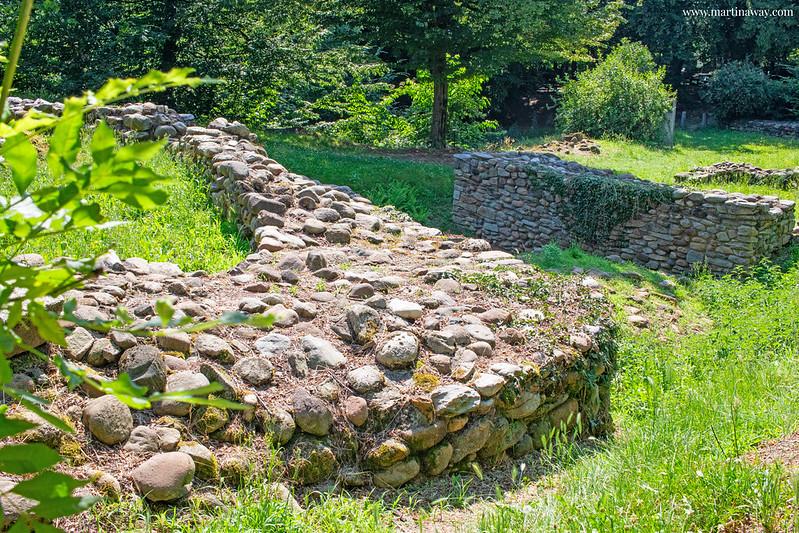 Area archeologica di Castelseprio