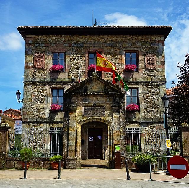 Ayuntamiento cántabro de Cabezón de la Sal