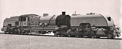 "Africa Railways - Caminho de Ferro de Luanda ""Beyer Garratt"" type 4-8-2+2-8-4 steam locomotive Nr. 502 (Beyer Peacock Locomotive Works, Manchester Gorton 7309 / 1949)"