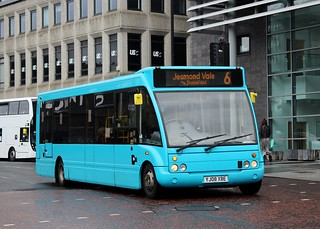 Arriva North East: 2825 / YJ08 XBE