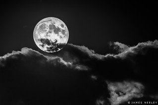 Under a Full Moon | by James Neeley