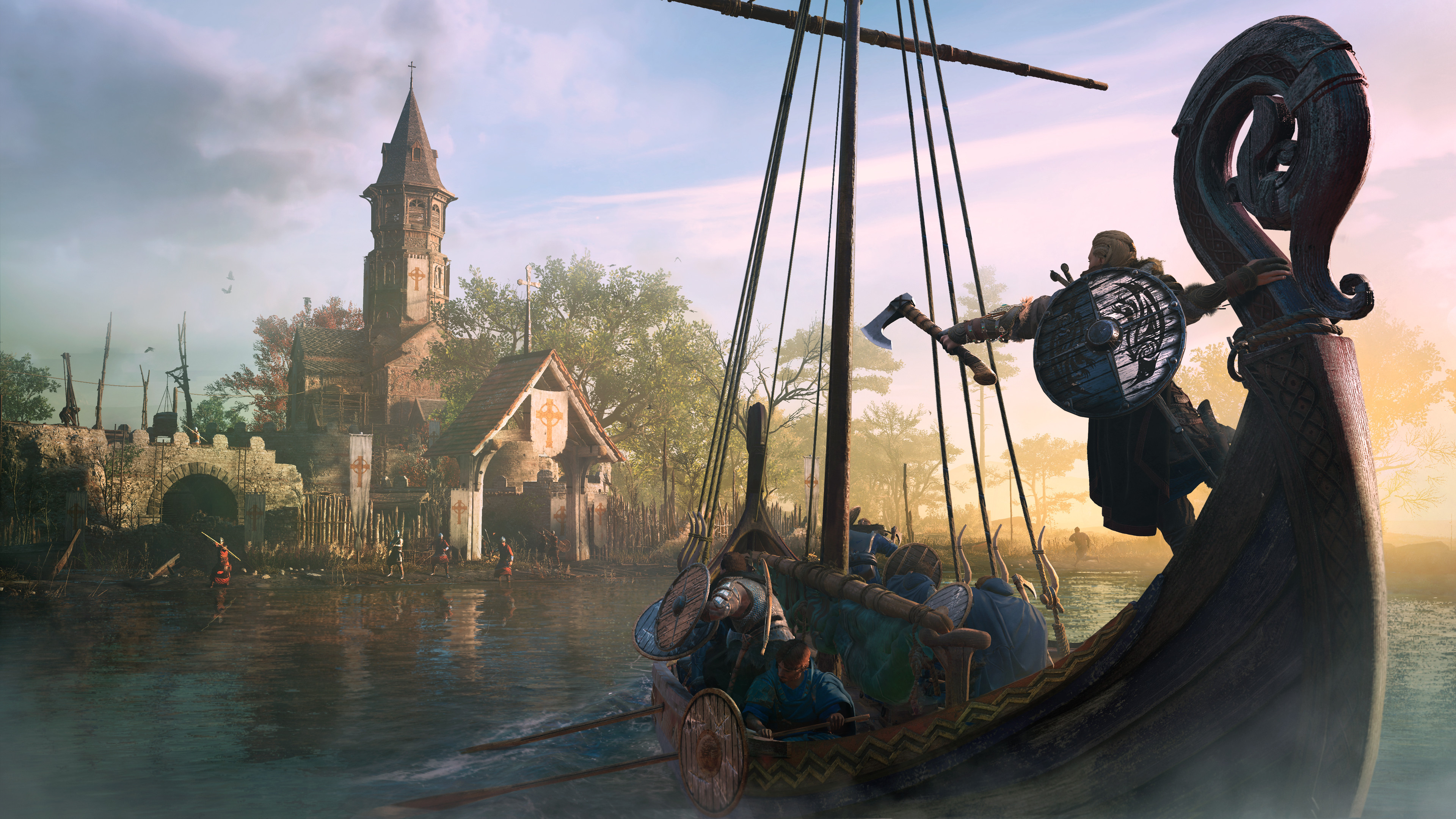 Hands On Assassin S Creed Valhalla Will Test Your Mettle ブログ