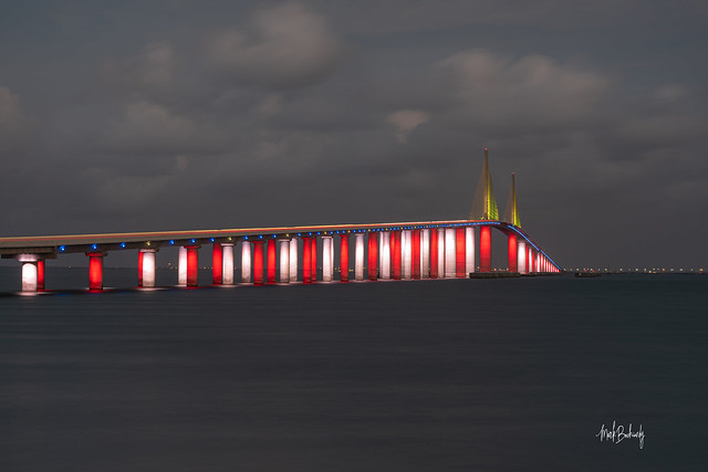 Sunshine Skyway Bridge - 358