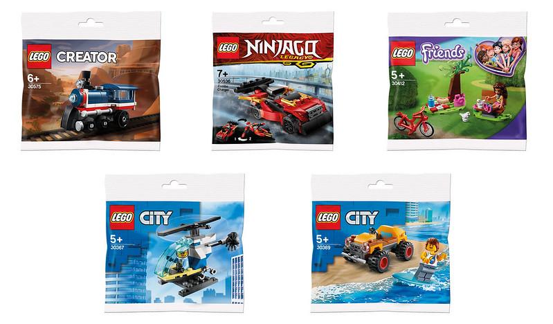 LEGO Lidl Polybags