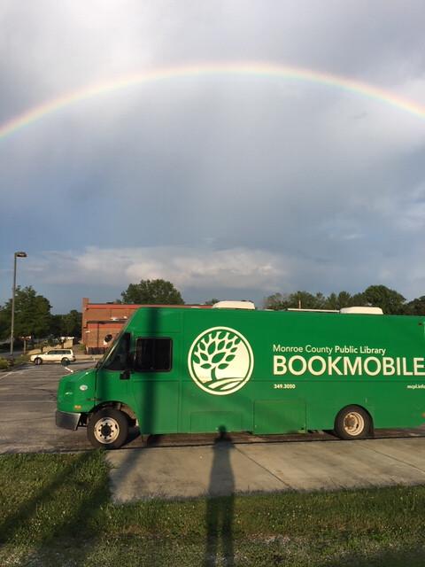 Unionville Bookmobile Stop