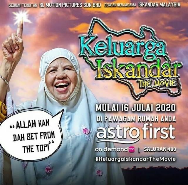 Filem Keluarga Iskandar The Movie
