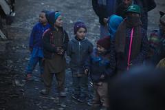 Little boys in Kalash