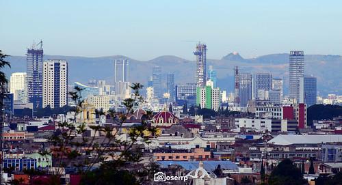 Entrando a Puebla