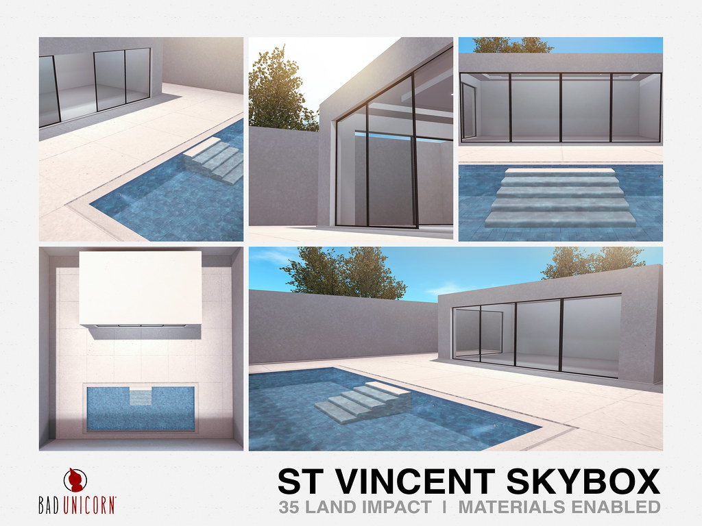 NEW! St Vincent Skybox @ Summer Camp