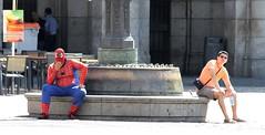 Lazy Spiderman