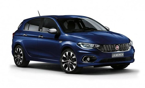 Review del Fiat Tipo Mirror