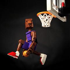 "Vince ""Half-man, Half-amazing"" Carter"