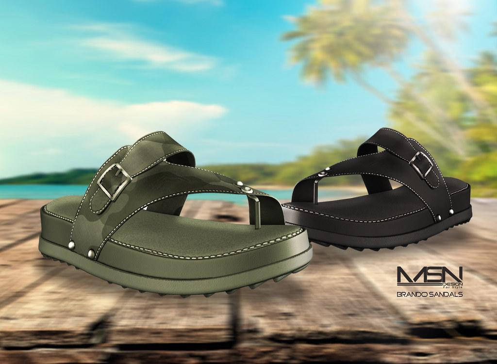 Brando Sandals