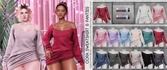 Caboodle - Cora Sweatshirt & Panties @ equal10