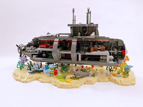 Nokirian Battle Submarine