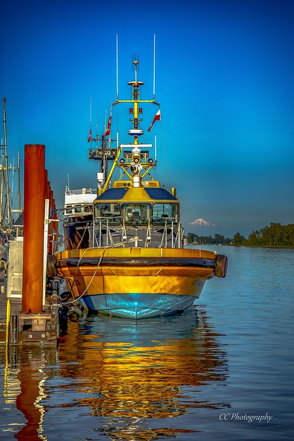 Navigator Pilot Boat *  Steveston Harbour
