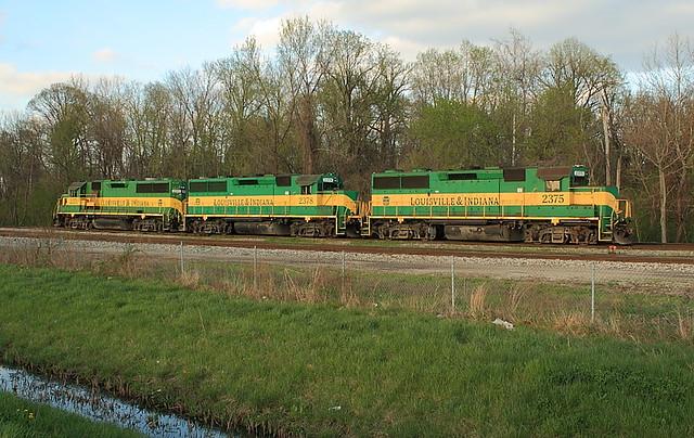 Louisville & Indiana Jeffersonville, Indiana