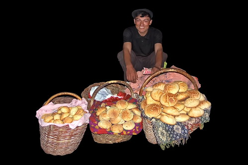 china bread asienmanphotography kashgar