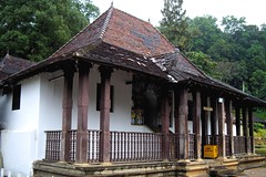 Maha Vishnu Dewalaya temple in Kandy