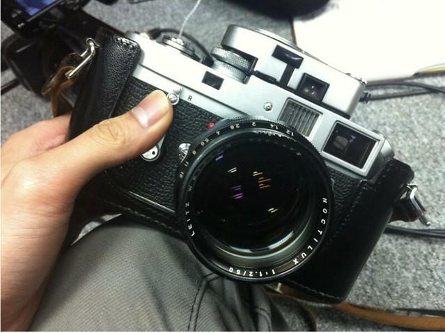 周八枚玉 VS Leica 八枚玉 大師級試玩感受