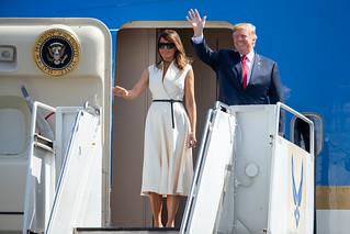 President of the United States Donald Trump Visits Hawaii | by Anthony Quintano