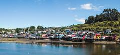 Palafitos de Chiloe (Chiloe's Stiltt houses)