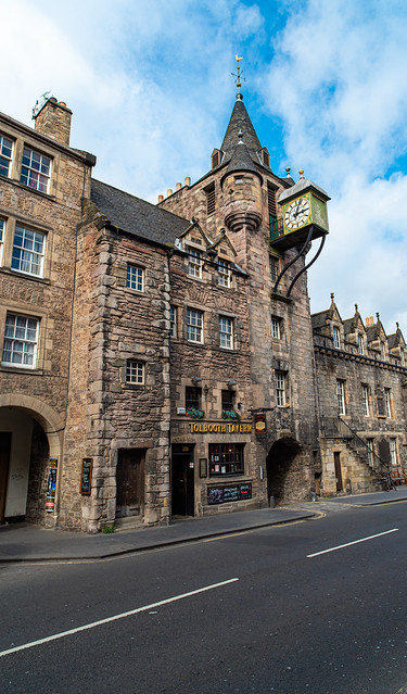 Tolbooth Tavern - Royal Mile