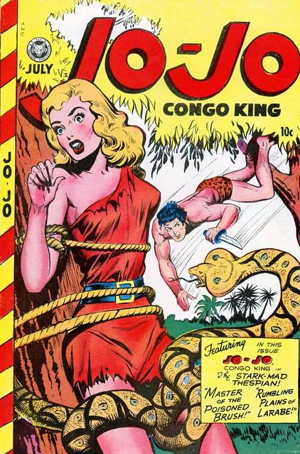 Jo-Jo Comics #17