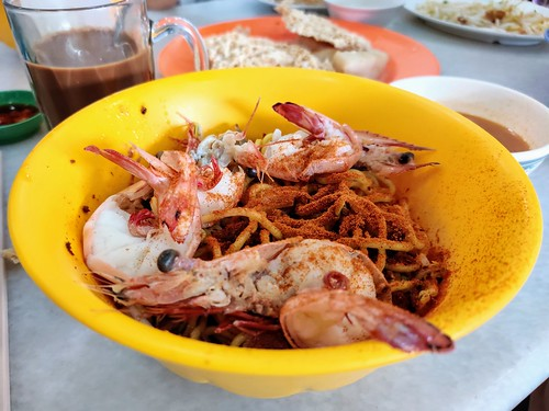 Medium Prawn Noodle