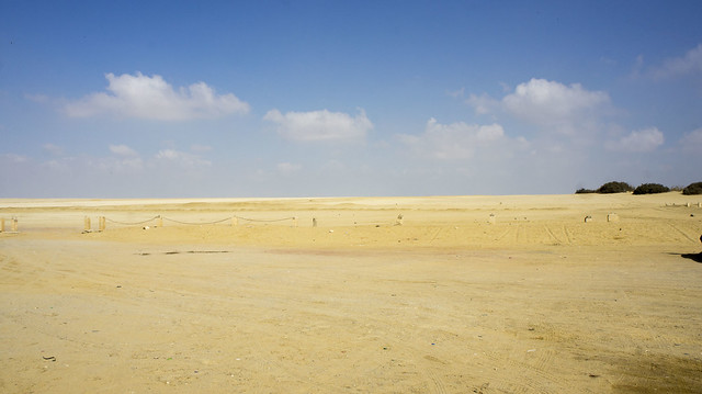 Inside Egypts Wadi El-Rayan protectorate in Fayoum