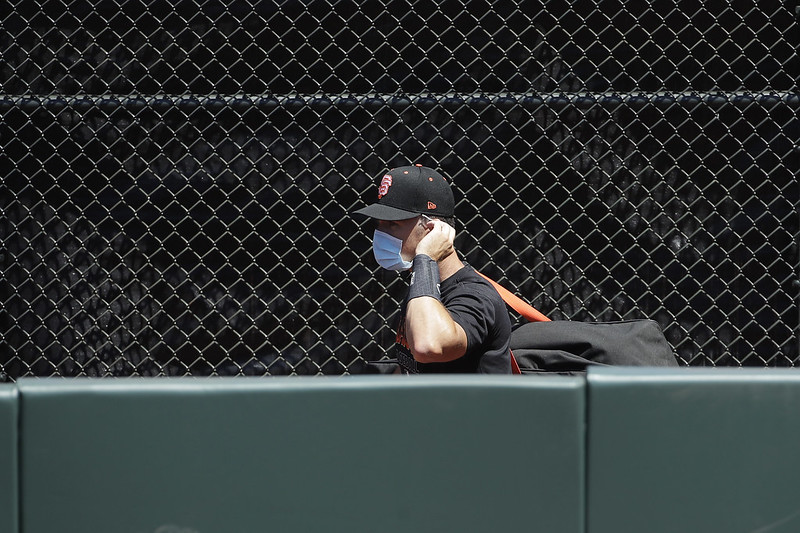 Buster Posey。(達志影像資料照)