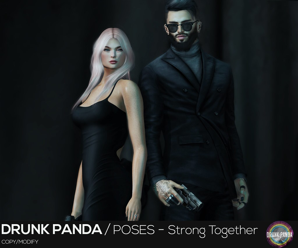 Drunk Panda – StrongTogether