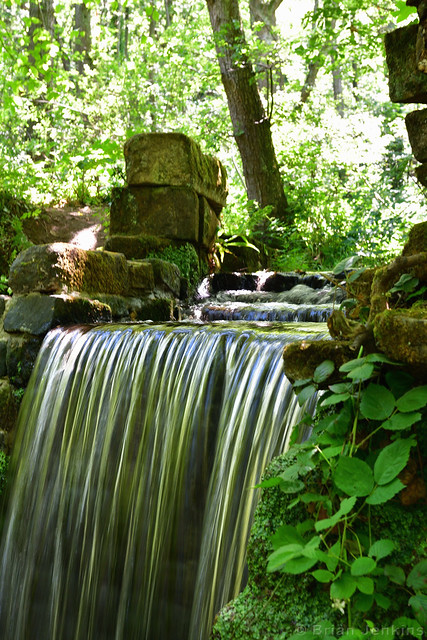 Upper Cut Wheel Waterfall