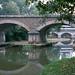 Deux ponts à Longvic