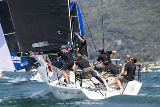 Melges 32 King of the Lake - Fraglia Vela Malcesine - Angela Trawoeger_K3I2077